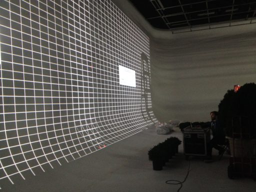 Pascal Champagne - Projection Mapping